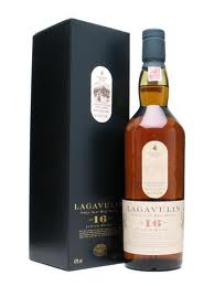 Lagavulin 16-Year from Islay