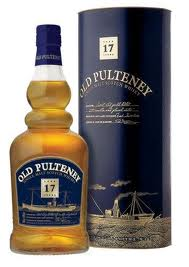Old Pulteney 17-Year distillery bottling from the northern highland coastal region