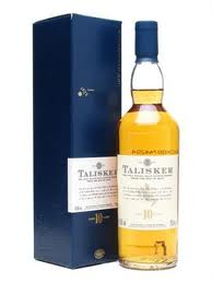 Talisker 10-Year from the Isle of Skye
